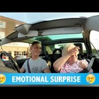 Grandson Surprises His Grandmother With A Radio Prank For Her 86th Birthday!