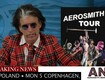 Aerosmith Gearing Up For European Tour 2017
