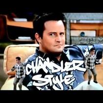 Friends - Chandler Style (Gangnam Style)