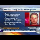 Martin County Sheriff: FSU Student Accused of Stabbing Couple May Have Ingested Chemicals from Garage