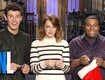 SNL: Shawn Mendes with Emma Stone PROMOS