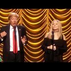Watch Barbara Streisand Duet with Donald Trump