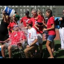 How the Ice Bucket Challenge began
