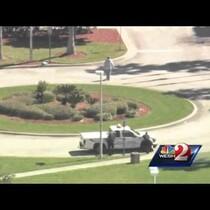 Deputies Take Down Armed Man Outside Brevard Courthouse