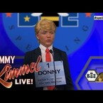 ICYMI: Little Donald Trump at the Spelling Bee
