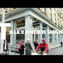 Bon Qui Qui Hooks It Up Alex Wang Style