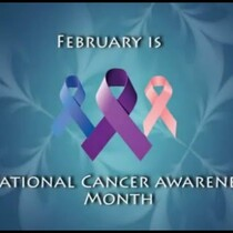 February is National Cancer Awareness Month