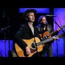 Beck performing on Ellen...is he warming up for a KBCO Studio C session?? We hope so...