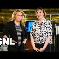 SNL Promo with Lena Dunham