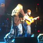Barry Waldrep and Zac Brown
