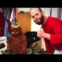Dustin Pedroia believes in Bigfoot.