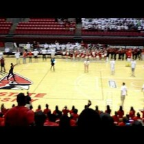 VIDEO: Freshmen scores free tuition with one awesome shot