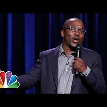WATCH: Comedian Hannibal Buress on Fallon