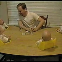 Laughing Quadruplets will make your day!