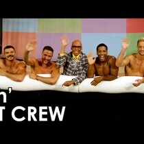 "The Underwear Models Of The ""Drag Race"" Pit Crew Now Have Their Own Miniseries"