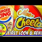 Burger Kings new Mac-n-Cheetos