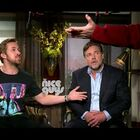 Ryan Gosling & Russell Crowe Get Yelled At - NSFW