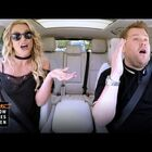 Video: Britney Spears on James Corden's Carpool Karaoke