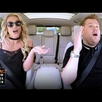 EJ: First Look: A Preview Of Britney Spears' Carpool Karaoke!