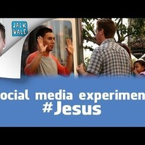 WATCH: Social Media Experiment #JESUS