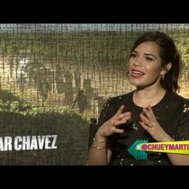 Cesar Chavez Exclusive with Chuey Martinez