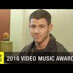 Nick Jonas Talks About His Upcoming MTV VMA Performance