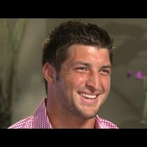 Tim Tebow's TV Career Begins