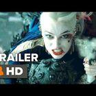 New Will Smith Movie Suicide Squad Trailer!