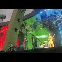 U2 Covers Radar Love
