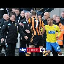 Announcers go nuts over soccer 'headbutt'
