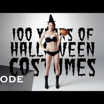 100 Years of Halloween Costumes! [WATCH]
