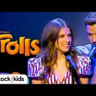 Justin Timberlake duets with Anna Kendrick (video)