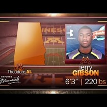 HIGHLIGHTS: TE Jerry Gibson