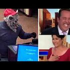 LOL ABC 7 Chicago News Anchor Stacey Baca Can't Hold Her Laughter