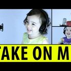 Daddy/Daughter Rendition Of 'Take On Me' Will Melt Your Heart