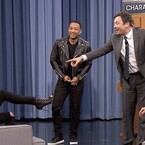 John Legend and Chrissy Teigen Play Charades Against Jimmy Fallon and Chelsea Handler