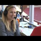 Kate Scott Becomes The First Female Radio Play-By-Play Announcer In The NFL!