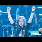 Ten years old and he CRUSHED this Metallica song like a pro!