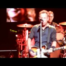 WATCH: Highway To Hell - Bruce Springsteen - Perth Arena 2-8-14
