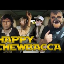 WATCH: the CHEWBACCA MOM, SONGIFIED by the GREGORY BROTHERS!