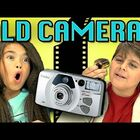 VIDEO: Kids react to a point and shoot camera from 1998