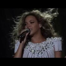 Beyoncé Is Back On Stage