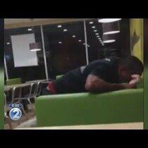 Man assaulted in Salt Lake restaurant, no one steps in to help What would you do?