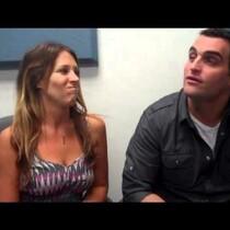 Ashlee interviews comedian Brett Ernst