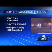 Cancelan más vuelos hacia y desde Nueva York
