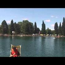 VIDEO: PDX Rose Festival Milk Carton Races