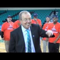Video: Cliff Ellis & Chanticleers are Dancin'