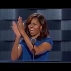 First Lady's speech at DNC 2016.