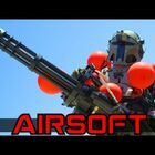 The Airsoft Minigun