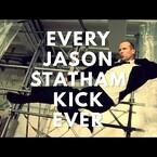 Every Jason Statham Kick. Ever.